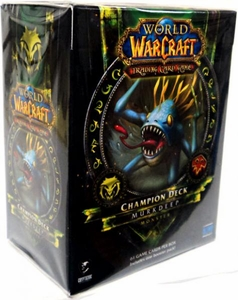 World of Warcraft Trading Card Game Champion Deck Murkdeep