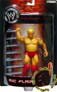 WWE Jakks Pacific Wrestling PPV 13 Action Figure Ric Flair