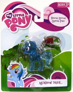 My Little Pony Friendship is Magic Keychain Crystal Pony Rainbow Dash BLOWOUT SALE!