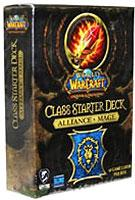 World of Warcraft Trading Card Game Summer 2011 Class Starter Deck Alliance Gnome Mage