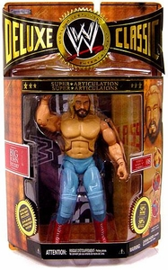 WWE Wrestling Exclusive Deluxe Classic Superstars Series 8 Action Figure Big John Studd