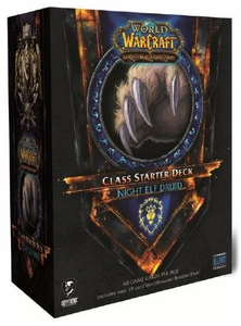 World of Warcraft Trading Card Game Summer 2011 Class Starter Deck Alliance Night Elf Druid