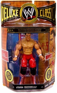 WWE Wrestling Exclusive Deluxe Classic Superstars Series 8 Action Figure Dynamite Kid