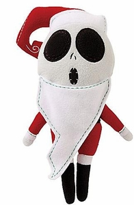 Disney Pook-a-Looz Plush Doll Santa Jack Skellington