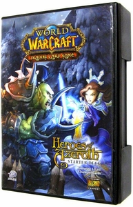 World of Warcraft Trading Card Game Heroes of Azeroth RANDOM Starter Deck
