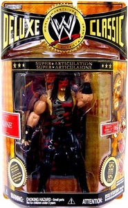 WWE Wrestling Exclusive Deluxe Classic Superstars Series 6 Action Figure Kane