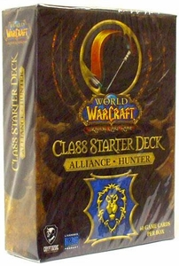 World of Warcraft Trading Card Game Class Starter Deck ALLIANCE Hunter