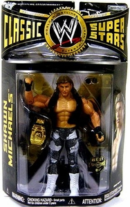 WWE Wrestling Exclusive BEST OF Classic Superstars Action Figure Shawn Michaels