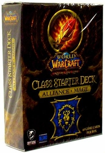 World of Warcraft Trading Card Game Class Starter Deck ALLIANCE Mage