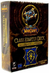 World of Warcraft Trading Card Game Class Starter Deck ALLIANCE Priest
