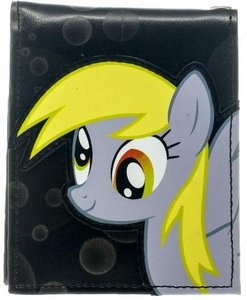 My Little Pony Bi-Fold Wallet Derpy Muffins [Black] Pre-Order ships July