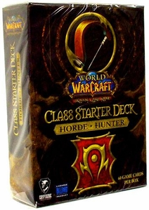 World of Warcraft Trading Card Game Class Starter Deck HORDE Hunter