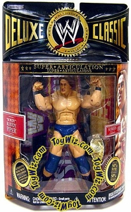 WWE Jakks Pacific Wrestling Deluxe Classic Superstars Series 1 Action Figure Rowdy Roddy Piper