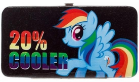 My Little Pony Juniors Hinge Wallet Rainbow Dash 20% Cooler