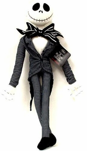 Disney Nightmare Before Christmas Exclusive 18 Inch Deluxe Plush Figure Jack Skellington