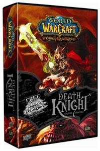World of Warcraft Trading Card Game Death Knight Deluxe Starter