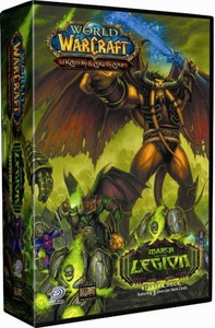 World of Warcraft Trading Card Game March of the Legion RANDOM Starter Deck BLOWOUT SALE!