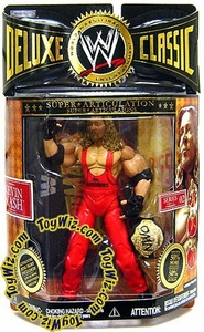 WWE Jakks Pacific Wrestling Exclusive Deluxe Classic Superstars Series 2 Action Figure Kevin Nash