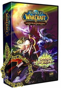 World of Warcraft Trading Card Game Dark Portal RANDOM Starter Deck