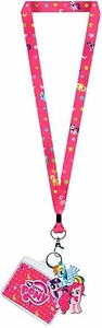 My Little Pony Lanyard & Keychain Pony Group [Rainbow Dash, Pinkie Pie & Twilight Sparkle]