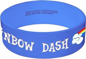 My Little Pony Rubber PVC Bracelet Rainbow Dash