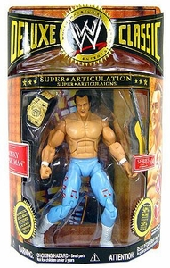 WWE Wrestling Exclusive Deluxe Classic Superstars Series 4 Action Figure Honky Tonk Man