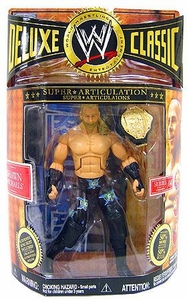 WWE Wrestling Exclusive Deluxe Classic Superstars Series 4 Action Figure Shawn Michaels