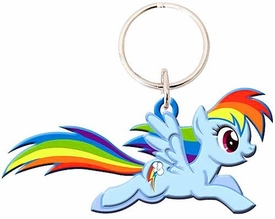My Little Pony Keychain Rainbow Dash