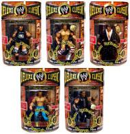 WWE Jakks Pacific Wrestling Exclusive Deluxe Classic Superstars Series 3 Set of 5 Action Figures