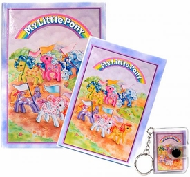 My Little Pony 3 Piece Diary Set