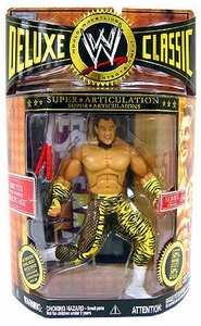 WWE Wrestling Exclusive Deluxe Classic Superstars Series 4 Action Figure Brutus Beefcake