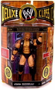 WWE Wrestling Exclusive Deluxe Classic Superstars Series 8 Action Figure Stone Cold Steve Austin