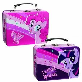 My Little Pony Large Tin Tote Pre-Order ships April