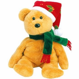 Ty Beanie Baby 2003 Holiday Teddy