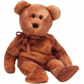 Ty Beanie Baby Grizzwald the Bear