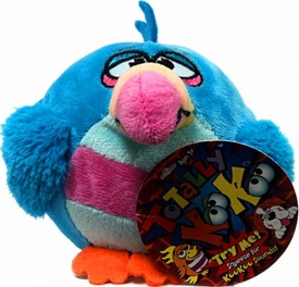 Totally KooKoo Mini Talking Plush Rainbow Billed, Long Tailed KooKoo