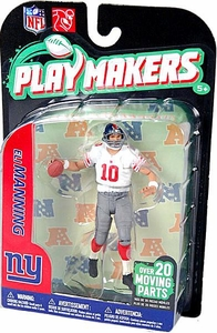 McFarlane Toys NFL Playmakers Series 2 Action Figure Eli Manning (New York Giants)