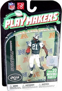 McFarlane Toys NFL Playmakers Series 2 Action Figure LaDainian Tomlinson (New York Jets)