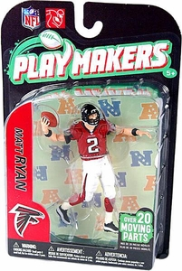 McFarlane Toys NFL Playmakers Series 2 Action Figure Matt Ryan (Atlanta Falcons)