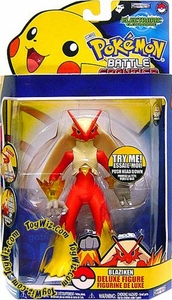 Pokemon Battle Frontier Series 1 Deluxe Action Figure Blaziken