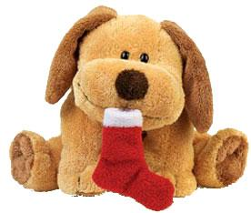 Ty Pluffies Plush Goodies the Dog