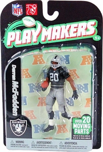 McFarlane Toys NFL Playmakers Series 2 EXTENDED EDITION Action Figure Darren McFadden (Oakland Raiders)