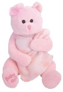 Ty Beanie Baby Girl the Bear 2005