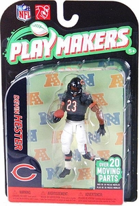 McFarlane Toys NFL Playmakers Series 2 EXTENDED EDITION Action Figure Devin Hester (Chicago Bears)