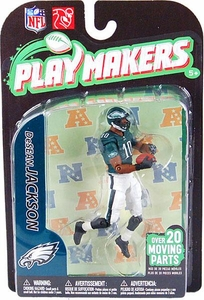 McFarlane Toys NFL Playmakers Series 2 EXTENDED EDITION Action Figure DeSean Jackson (Philadelphia Eagles)
