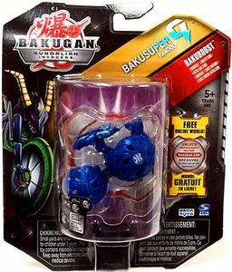 Bakugan Bakusuper G Single Figure Aquos [Blue] Ramdol 1000 G POWERFUL!
