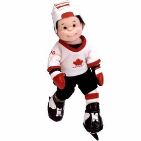 Ty Beanie Baby 12 Inch Canadian Exclusive Hat-Trick Hunter