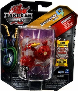 Bakugan Bakusuper G Single Figure Pyrus Nova [Red] Ramdol 900 G POWERFUL!