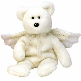 Ty Beanie Baby Herald the Angel Bear