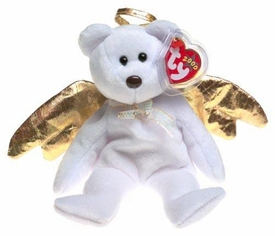Ty Beanie Baby Halo 2 the Angel Bear